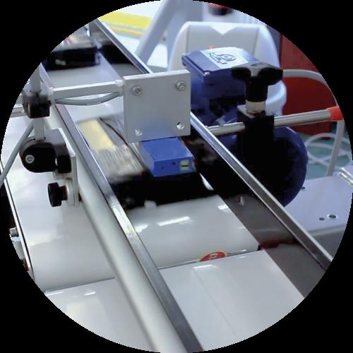 Label X JR Compact BS Labelling Machine
