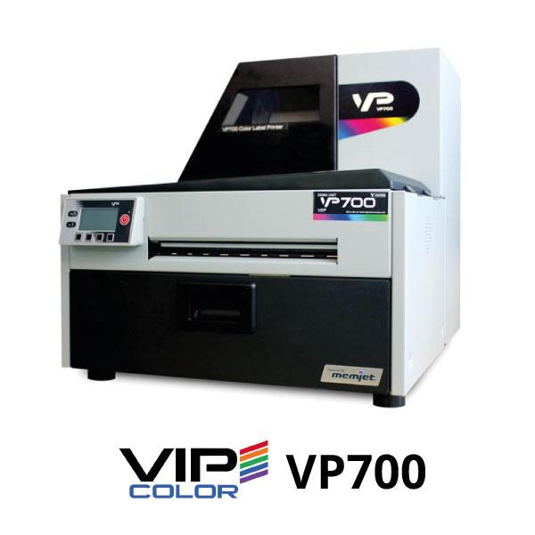 VP700 Colour Label Printer